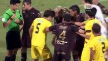 Kashiwa Reysol 2 vs 1 Lanus   El escandaloso final de la derrota de Lanús en Japón