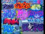 """Graffiti /Street Art - """"City Streets"""""""