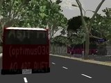 Bus Smashed BUET Student's Head @ Azimpur (sorry for low res.).wmv
