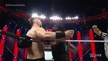 Roman Reigns vs. Sheamus Raw June 22 2015