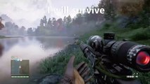 I Will Survive (far cry 4 funny moments)