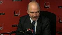 """Pierre Moscovici : """"Je suis convaincu que nous trouverons un accord cette semaine"""""""