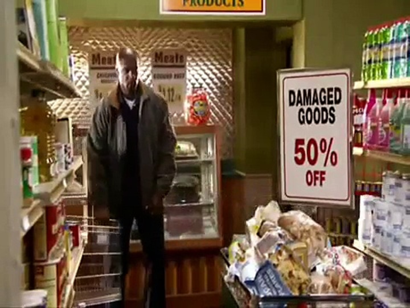 Everybody Hates Chris (Foodstamps Scenes)