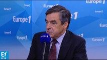 """Fillon : """"L'Europe perd du crédit à ne pas décider concernant la Grèce"""""""