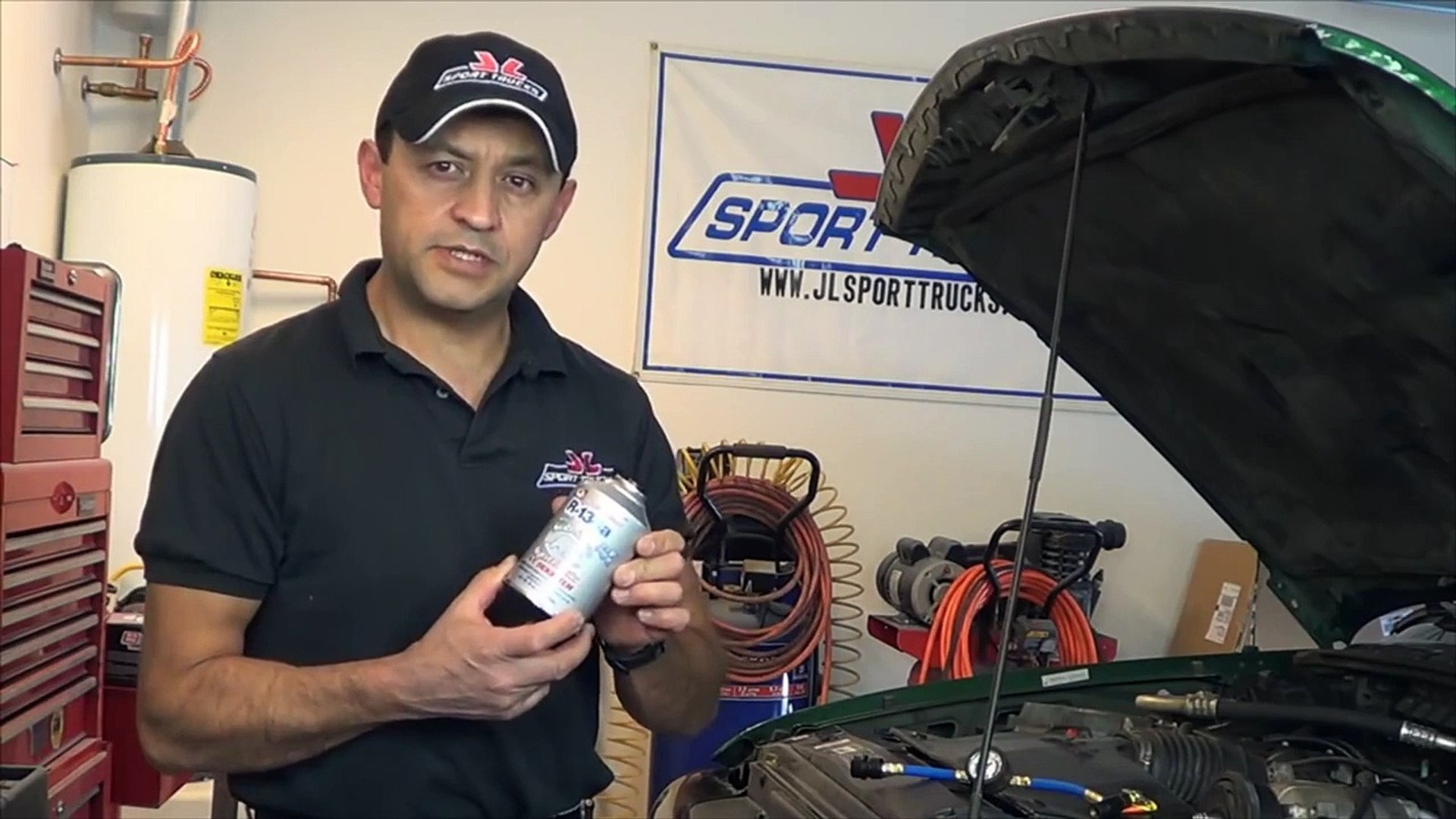 How to add Sub Zero R134A Refrigerant to AC System, How to recharge your Air Conditioning