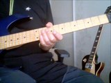 Smoke on the Water   Deep Purple   Guitar Cover by JHK on 20150623