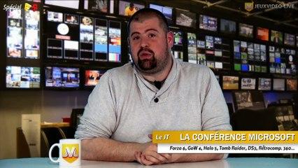 JT #5 : Spécial E3 2015 de