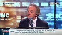 """Le parti pris d'Hervé Gattegno : Bouygues/SFR : """"Le gouvernement n'a pas les moyens de ses réserves !"""" - 23/06"""