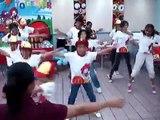 Do The Ronald Dance McDonalds Kiddie Crew Workshop 2011