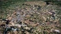 Championnats de France route - Parcours CLM HOMMES