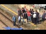 TG 20.05.15 Modugno, donna muore investita da un treno