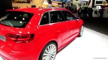 2015 Audi A3 E-Tron - Exterior and Interior Walkaround - 2014 Detroit Auto Show