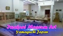 Japan Travel Samurai Culture at the Iwakuni Art Museum, Iwakuni City, Yamaguchi Prefecture, Japan