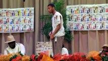 Lanier High School Choir Singing Negro Spirituals 2.27.2014