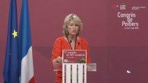 Intervention d'Isabelle This-Saint-Jean au Congrès de Poitiers