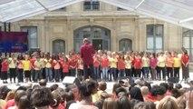 Fête de la musique : 1ère partie - concert des chorales de l'École en choeur