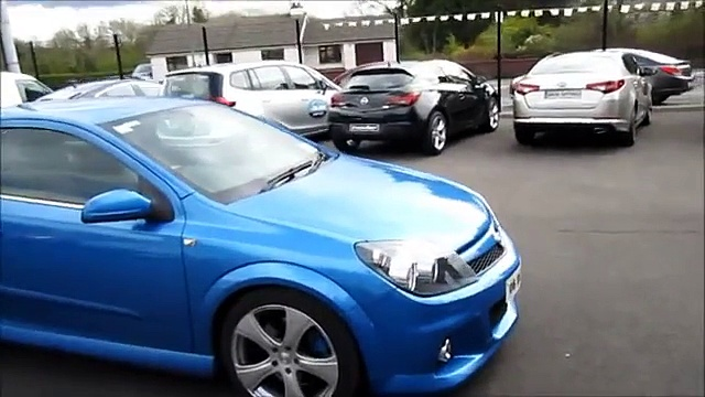 Full Review: 2006 Opel Astra OPC
