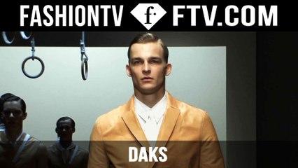 Daks Show Spring/Summer 2016 | Milan Collections: Men | FashionTV