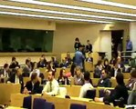 3/3 -BILDERBERG EXPOSED in EU Parliament Press Conference: Mario Borghezio MEP, Daniel Estulin