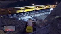 Délires sur GTA Online | Fails,chutes,troll,wtf,cascades...