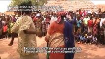 Danses traditionnelles du Kaarta (Mali): tieblenke, forgerons, femmes