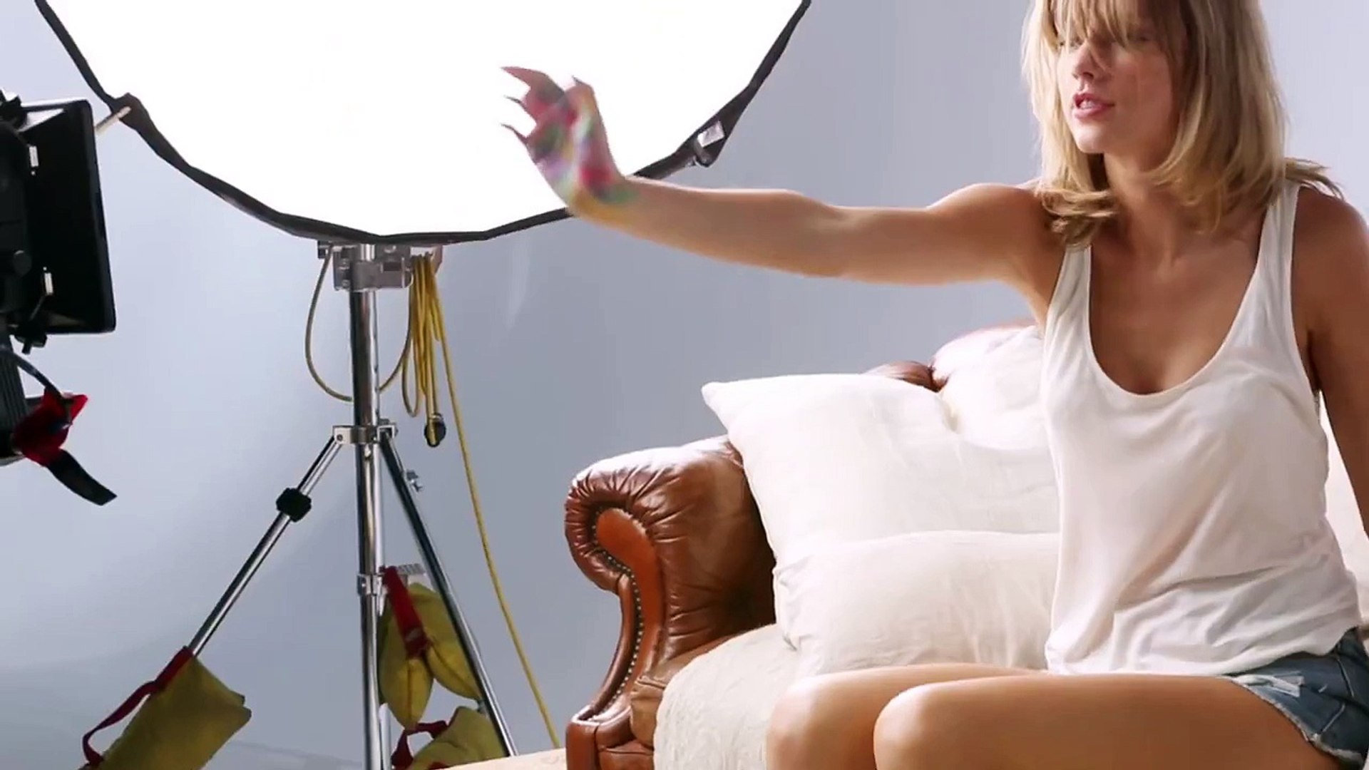 Behind The Fragrance, Taylor Swift Incredible Things featuring Taylor Swift (Behind The Scenes)