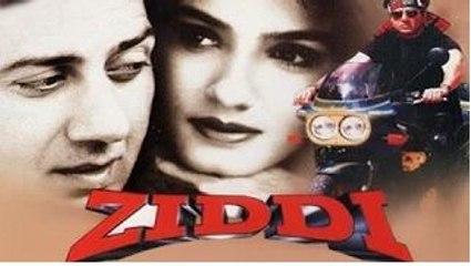 Ziddi Full Movie | Sunny Deol, Ravina Tandon | Bollywood Action Movie