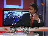 Entrevista Marco Enriquez-Ominami