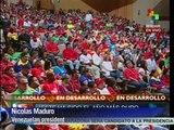 Venezuelan leader seeks 'new victory' in legislative polls