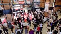 Micro-trottoir exposants / visiteurs - Salon des Entrepreneurs Lyon Rhône-Alpes
