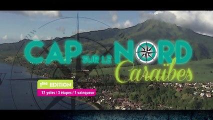 Cap sur le Nord CaraÏbes 2015 en Yoles Rondes