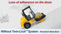 Twin Lock hydraulic system by Poclain Hydraulics