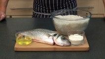 Comment cuire un poisson en croûte de sel chez vous ? - Gourmand