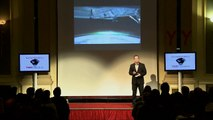 TedxVienna - Ron Garan - The Orbital Perspective of Our Fragile Oasis