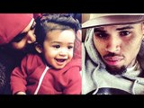 Chris Brown Dance with His Daughter Royalty