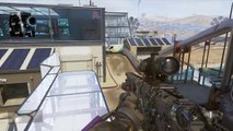 Call of Duty®: Advanced Warfare trick shot turns into spikdroining