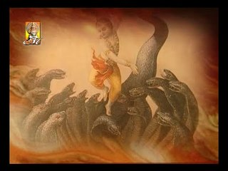 "Kararavindena Padaravindam | Malayalam Devotional ""Krishna Bhajan"" HD Video | Sankaran Namboothiri"
