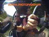 PHOTOFINISH camera embarquee BUGGY pilot