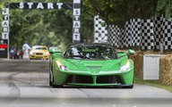 Mazda 787 Fires Up For FoS