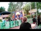 Tous les manèges du Parc Astérix en caméra embarquée