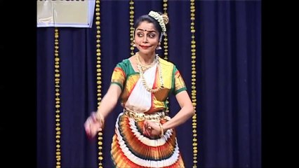 Urvi Vora - Mohini Attam Dance | Indian Classical Dance Form