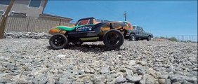 "Flying RC Truck In Slow-Motion ""The GoPro Slow-Motion Series"""