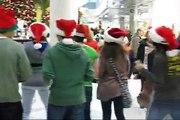 Climate Action Flash Mob at Oakridge Centre
