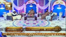 NAIMAT-E-IFTAR (LIVE FROM KHI) Part1 23 June 2015