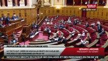 En séance - Explications de vote sur Projet de loi Fin de vie