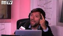 """Julien Cazarre imite Adrien Rabiot dans un """"RAP Versaillais"""""""