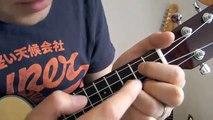 AC/DC - Back in Black - Ukulele Lesson - Easy Ukulele Song - How to play ukulele