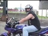 Yamaha FZ1 Wheelie
