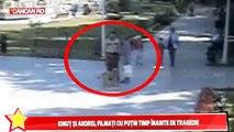Imagini zguduitoare filmate cu putin timp inainte ca Ionut sa fie ucis Ionut si Andrei alergau prin