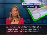 VOA Special English   VOA Learning English   Amazon Launches Shopping Website in India